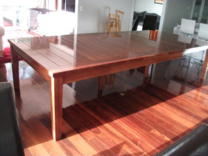 Rimu extension table